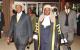 President Museveni franked by Spaeker Kadaga