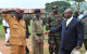President Museveni saluted by CGP Dr Byabashaija