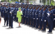 The Queen inspects a Guard of Honour at Parliament