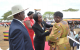 Women's day celebrated in Nakasongola. Several prominent Ugandans received medal