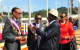 President Museveni awards Presidents Kagame and Nguema