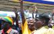 Thousands welcome President Museveni and Prime Minister Raila Odinga to Kisumu