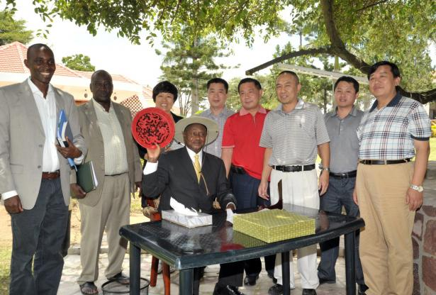 China to build US00 million steel plant in Mbarara