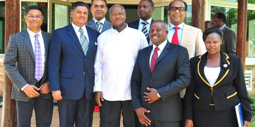 President assures investors of availability of land