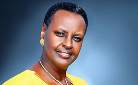 First Lady Janet Kataaha Museveni - Administration - Uganda