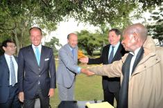 """bujagali dum project The project sponsor is bujagali energy limited (""""bel""""), a project-specific company owned by affiliates of sithe global power, llc and the aga khan fund for."""