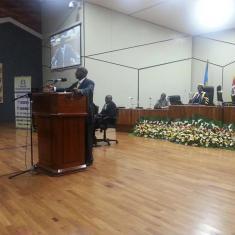 HE Y K Museveni